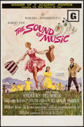 "Movie Posters:Academy Award Winners, The Sound of Music (20th Century Fox, 1965). One Sheet (27"" X 41"") Academy Award Style. Academy Award Winners.. ..."