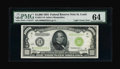 Small Size:Federal Reserve Notes, Fr. 2211-H $1000 1934 Light Green Seal Federal Reserve Note. PMG Choice Uncirculated 64.. ...