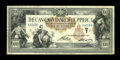 Canadian Currency: , Toronto, ONT- The Canadian Bank of Commerce $100 Jan. 2, 1917 Ch.75-16-02-12. ...