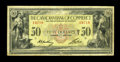 Canadian Currency: , Toronto, ONT- The Canadian Bank of Commerce $50 Jan. 2, 1917 Ch. 75-16-04-22. ...