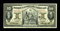 Canadian Currency: , Montreal, PQ- Banque Canadienne Nationale $10 Feb. 1, 1929 Ch.85-12-04. ...