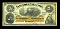 Canadian Currency: , Quebec, PQ- La Banque Nationale $5 Jan. 2, 1897 Ch. 510-20-02. ...