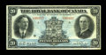 Canadian Currency: , Montreal, PQ- The Royal Bank of Canada $20 Jan. 3, 1927 Ch.630-14-10. ...