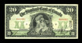 Canadian Currency: , Toronto, ONT- The Standard Bank of Canada $20 Jan. 2, 1919 Ch.695-18-32. ...