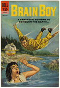 Silver Age (1956-1969):Science Fiction, Brain Boy #6 File Copy (Dell, 1963) Condition: NM-....
