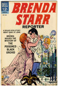 Silver Age (1956-1969):Romance, Brenda Starr #1 File Copy (Dell, 1963) Condition: NM-....