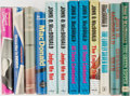 Books:Mystery & Detective Fiction, John D. MacDonald. Twelve Books, Three of Which Are First Editions.All in publisher's bindings and dust jackets. Very good ...