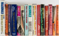 Books:Mystery & Detective Fiction, John D. MacDonald. Fifteen Novels. Various publishers. All in theoriginal bindings and pictorial dust jackets. Very good or...