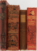 Books:Literature Pre-1900, Miguel Cervantes, Honore de Balzac, Hans Christian Andersen and R.H. Dana. Four Popular Editions of Famous Works. Various p...(Total: 4 Items)