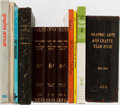 Books:Books about Books, [Books about Books]. Eleven Works on Printing and the Graphic Arts. Various publishers. Good or better....