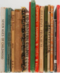 Books:Children's Books, [Children's Books]. Sixteen Classic Children's Titles. Variouspublishers. Original bindings, and most in dust jackets. Good...