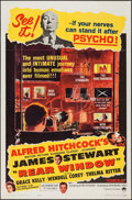 """Movie Posters:Hitchcock, Rear Window (Paramount, R-1962). One Sheet (27"""" X 41""""). Hitchcock....."""