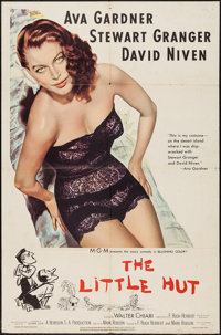 """The Little Hut (MGM, 1957). One Sheet (27"""" X 41""""). Comedy"""