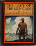 Books:Color-Plate Books, N. C. Wyeth [illustrator]. James Fenimore Cooper. The Last ofthe Mohicans. Scribners, 1925. Later impression. M...