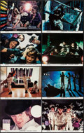 "Movie Posters:Science Fiction, A Clockwork Orange (Warner Brothers, 1971). Mini Lobby Card Set of 8 (8"" X 10""). Science Fiction.. ... (Total: 8 Items)"