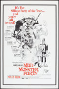 "Movie Posters:Animation, Mad Monster Party (Embassy, 1968). One Sheet (27"" X 41""). Animation.. ..."