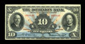 Canadian Currency: , Toronto, ONT- The Dominion Bank $10 Feb. 1, 1931 Ch. 220-24-06. ...