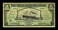 Canadian Currency: , Montreal, PQ- The Royal Bank of Canada $5 Jan. 2, 1920 Ch.630-42-02 Dominica Issue. ...