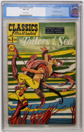 Golden Age (1938-1955):Classics Illustrated, Classics Illustrated CGC Group (Gilberton, 1949-55).... (Total: 6Comic Books)