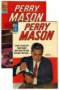 Silver Age (1956-1969):Mystery, Perry Mason #1 and 2 Group (Dell, 1964) .... (Total: 2 Comic Books)