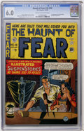 Golden Age (1938-1955):Horror, Haunt of Fear #16 (#2) (EC, 1950) CGC FN 6.0 Cream to off-whitepages....
