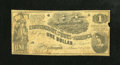 Confederate Notes:1862 Issues, T44 $1 1862.. . ...