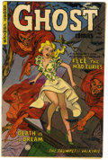 Golden Age (1938-1955):Horror, Ghost #4 (Fiction House, 1952) Condition: VG....