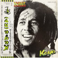 "Music Memorabilia:Autographs and Signed Items, Bob Marley Signed Copy of ""Kaya"". A Japanese pressing of Bob Marley& The Wailers' 1978 LP Kaya, with a rare autograph b...(Total: 1 Item)"
