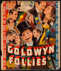 """Movie Posters:Musical, The Goldwyn Follies (United Artists, 1938). Window Card (14"""" X 16.5""""). Musical.. ..."""