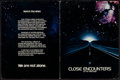 """Movie Posters:Science Fiction, Close Encounters of the Third Kind (Columbia, 1977). Promo (4 Pages, 9"""" X 12). Science Fiction.. ..."""