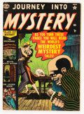 Golden Age (1938-1955):Horror, Journey Into Mystery #4 Double Cover (Marvel, 1952) Condition:FN+....