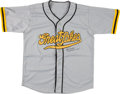 "Baseball Collectibles:Uniforms, Bob Feller Signed ""Wartime - Greatlakes"" Jerseys Lot of 5...."