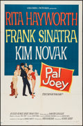 "Movie Posters:Musical, Pal Joey (Columbia, 1957). One Sheet (27"" X 41""). Musical.. ..."