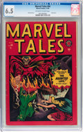 Golden Age (1938-1955):Horror, Marvel Tales #94 (Atlas, 1949) CGC FN+ 6.5 Off-white to whitepages....