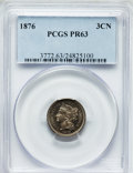 Proof Three Cent Nickels: , 1876 3CN PR63 PCGS. PCGS Population (72/270). NGC Census: (29/237).Mintage: 1,150. Numismedia Wsl. Price for problem free ...