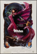 "Movie Posters:Fantasy, The Witches and Other Lot (Warner Brothers, 1990). One Sheets (2)(27"" X 40""). Fantasy.. ... (Total: 2 Items)"