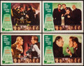 "Movie Posters:Horror, The Comedy of Terrors (American International, 1964). Lobby Cards (4) (11"" X 14""). Horror.. ... (Total: 4 Items)"