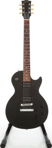 Musical Instruments:Electric Guitars, 1997 Gibson The Paul II Black Solid Body Electric Guitar, Serial #91567436.. ...