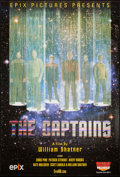 "Movie Posters:Documentary, The Captains (Epix, 2011). One Sheet (27"" X 40""). Documentary.. ..."