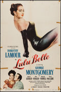 "Movie Posters:Drama, Lulu Belle (Columbia, 1948). One Sheet (27"" X 41""). Drama.. ..."