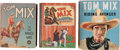 Big Little Book:Miscellaneous, Big Little Book Group (Whitman, 1930s) Condition: Average VF....(Total: 3 Comic Books)