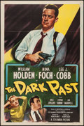 "Movie Posters:Crime, The Dark Past (Columbia, 1949). One Sheet (27"" X 41""). Crime.. ..."