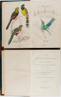 Books:Natural History Books & Prints, Oliver Goldsmith. A History of the Earth and Animated Nature. Vol. I & II. Fullerton, 1857. Later half calf. Min... (Total: 2 Items)