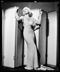 """Movie Posters:Miscellaneous, Carole Lombard (Paramount, 1930s). Nitrate Portrait Negative (7.75""""X 9.75""""). Miscellaneous.. ..."""