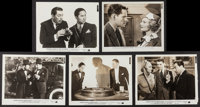 "Charlie Chan at the Olympics and Others Lot (20th Century Fox, 1937). Photos (5) (8"" X 10""). Mystery. ... (Tot..."