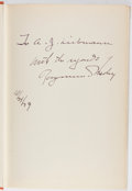 Books:Biography & Memoir, Raymond Moley. INSCRIBED. After Seven Years. Harper &Brothers, 1939. First edition, first printing. Signed and in...