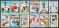 Baseball Cards:Lots, 1966 & 1967 Topps Baseball Collection (50) Mostly Stars and HoFers! ...