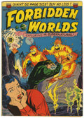 Golden Age (1938-1955):Science Fiction, Forbidden Worlds #2 (ACG, 1951) Condition: VG....