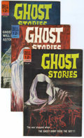 Silver Age (1956-1969):Horror, Ghost Stories #3-10 Group (Dell, 1963-65) Condition: AverageVF/NM.... (Total: 8 Comic Books)