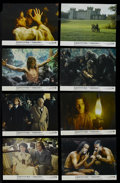 "Movie Posters:Adventure, Greystoke: The Legend of Tarzan, Lord of the Apes (Warner Brothers,1983). Lobby Card Set of 8 (11"" X 14""). Adventure. Starr... (Total:8 Items)"